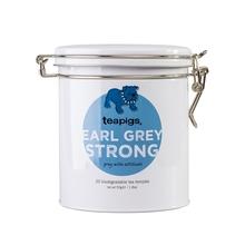 teapigs Earl Grey Strong 20 piramidek - Puszka