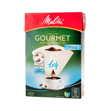 Melitta papierowe filtry do kawy 1x4/80 Gourmet Mild EU (outlet)