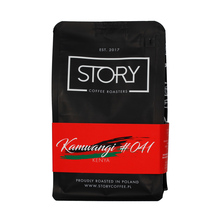 Story Coffee Kenia Kirinyaga Kamwangi Washed FIL 250g, kawa ziarnista (outlet)