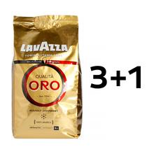 3+1 Gratis: Lavazza Qualita Oro 1kg