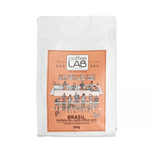 Coffeelab Brazylia Fazenda Da Lagoa Forca Cafe Circuito Das Aguas Natural FIL 250g, kawa ziarnista (