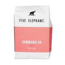 Five Elephant - Kenya Kamwangi AB