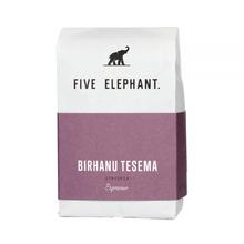 Five Elephant - Ethiopia Birhanu Tesema Espresso