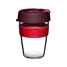 KeepCup Orginal Clear Kangaroo Paw 340ml