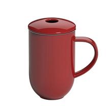 Loveramics Pro Tea - Kubek z zaparzaczem 450 ml - Red