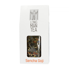 Long Man Tea - Sencha Goji - Herbata sypana - 80g