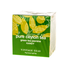 Vintage Teas Pure Ceylon Tea - Green Tea Jasmine 70g (outlet)
