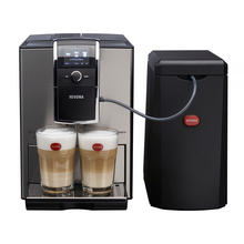 Nivona CafeRomatica 859 + Chłodziarka do mleka Nivona NICO 100