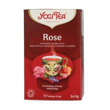 Yogi Tea - Rose - Herbata 17 Torebek