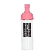 Hario butelka z filtrem Cold Brew Tea - różowa 750 ml
