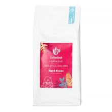 Hard Beans x Coffeedesk Brazylia Colibri Santos ESP 1kg, kawa ziarnista (outlet)