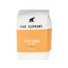 Five Elephant - Brazil Sitio Canaa Espresso