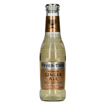 Fever-Tree - Ginger Ale - Napój 200ml