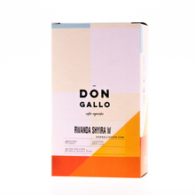 Don Gallo - Rwanda Shyra Washed