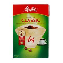 Melitta papierowe filtry do kawy 1x4 - classic - 80 sztuk