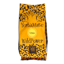 WildPower Lemon - yerba mate 400g
