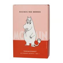 Teministeriet - Moomin Rooibos Red Berries - Herbata 20 piramidek