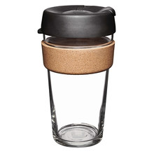 KeepCup Brew Cork Large 454ml/16oz Espresso (outlet)