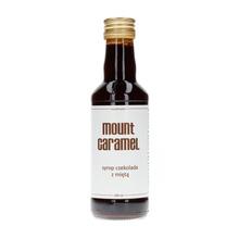 Mount Caramel Dobry Syrop - Czekolada z miętą 200 ml