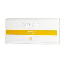 Althaus - Ginseng Valley Grand Pack - Herbata 20 dużych saszetek