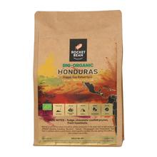 Rocket Bean Honduras Copan San Rafael Farm Norma Iris Fiallos Natural FIL 200g, kawa ziarnista (outl