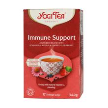 Yogi Tea - Immune Support - Herbata 17 Torebek