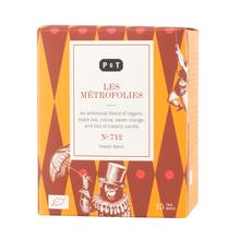 Paper & Tea Les Metrofolies 15 saszetek (outlet)