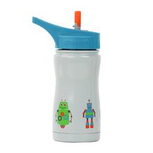 EcoVessel - Butelka termiczna dla dzieci Frost - Robots 400 ml
