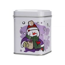 Mount Everest Tea - Świąteczna puszka na herbatę - Snowman 50g