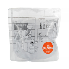 Father's Colombia Antioquia La Colombia Natural FIL 300g, kawa ziarnista (outlet)