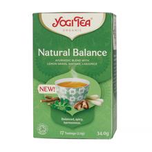 Yogi Tea - Natural Balance - Herbata 17 Torebek