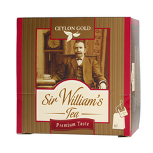 Sir William's - Ceylon Gold - Herbata 50 saszetek