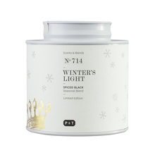 Paper & Tea - Winter's Light - Herbata sypana - Puszka 80g