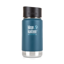 Klean Kanteen Wide Insulated Neptune Blue 355ml - Turkusowy