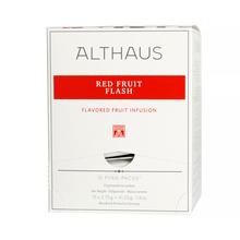 Althaus - Red Fruit Flash Pyra Pack - Herbata 15 piramidek