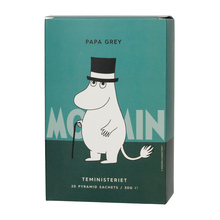Teministeriet - Moomin Papa Grey - Herbata 20 piramidek