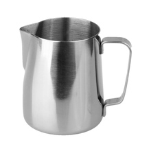 Rhinowares Barista Milk Pitcher Classic dzbanek srebrny 360 ml (outlet)