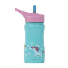 EcoVessel - Butelka termiczna dla dzieci Frost - Unicorns 400 ml