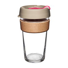 KeepCup Brew Cork Redbud 454ml