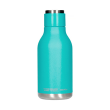 Asobu - Urban Water Bottle Turkusowy - Butelka termiczna 460 ml