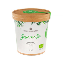 Brown House & Tea - Jasmine Tea - Herbata sypana 60g