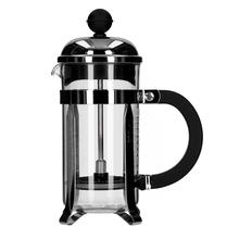 Bodum Chambord French Press 3 cup - 350 ml Chrom - Ze zbiornikiem z tworzywa