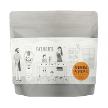 Father's Ethiopia Sidama Bensa Asefa Red Honey FIL 300g, kawa ziarnista (outlet)