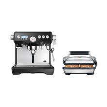 Zestaw Sage Dual Boiler Czarny + Grill elektryczny za 1zł