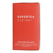 Teministeriet - Supertea Seven Herb Wellness - Herbata 20 Torebek