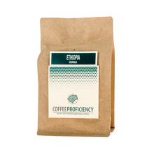 Coffee Proficiency - Ethiopia Konga