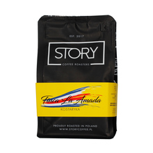 Story Coffee Kostaryka West Valley Finca La Amada Yellow Honey FIL 250g, kawa ziarnista (outlet)