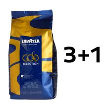 3+1 Gratis: Lavazza Gold Selection 1kg