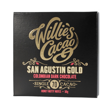 Willie's Cacao - Czekolada 70% - San Agustin Gold Kolumbia 50g