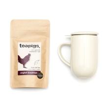 Zestaw Pro Tea Kubek z zaparzaczem + Herbata